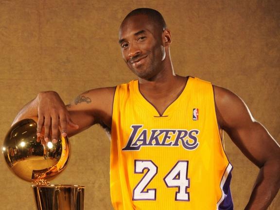 23 de Agosto — 1978 – Kobe Bryant, jogador de basquete da NBA.