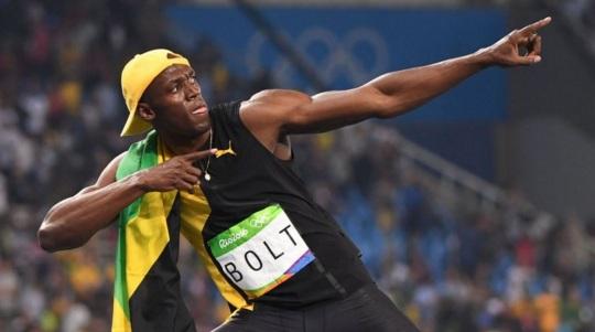 21 de Agosto — CAPA • Usain Bolt - 1986 – 31 Anos em 2017 - Acontecimentos do Dia - Foto 4.