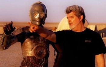 14 de Maio - 1944 – George Lucas, cineasta estadunidense, gravação, Star Wars.