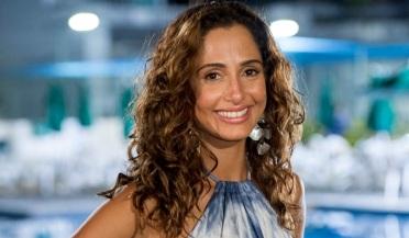 14 de Junho - 1977 - Camila Pitanga, atriz, brasileira.