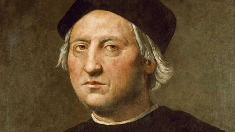 20 de maio - Cristóvão Colombo, navegador italiano