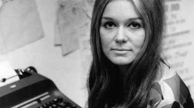 25 de Março - Gloria Steinem, autora estado-unidense.