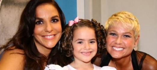 27 de Maio - Ivete Sangalo, Maísa Silva e Xuxa.