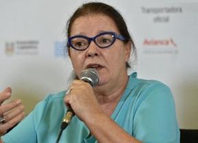 11 de Maio - Bete Mendes em palestra.