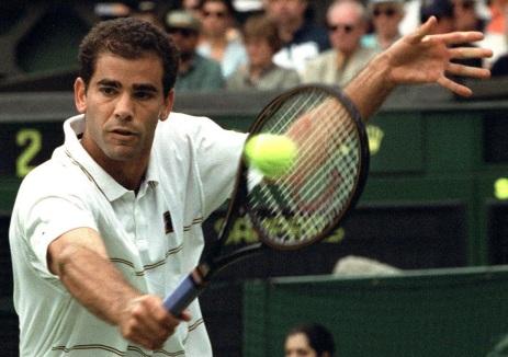 12 de Agosto – 1971 — Pete Sampras, ex-tenista estadunidense.