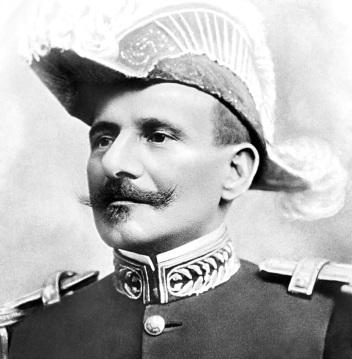 12 de Maio - 1855 – Hermes da Fonseca, militar e ex-presidente do Brasil (m. 1923).