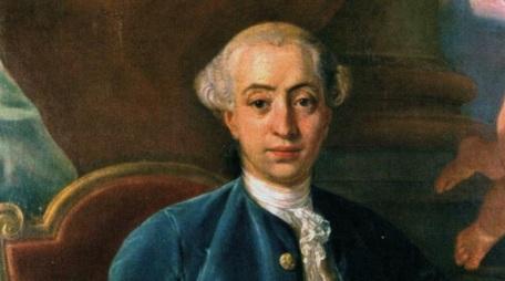 2 de Abril - 1725 — Giacomo Casanova, escritor italiano (m. 1798).