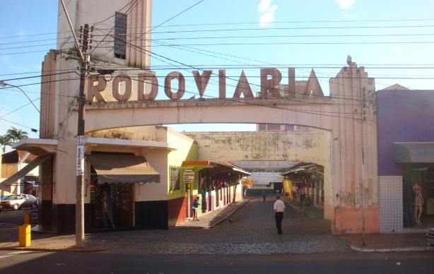 5 de Maio - Garça (SP) - Rodoviária.