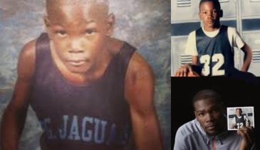 29 de Setembro – Kevin Durant - 1988 – 29 Anos em 2017 - Acontecimentos do Dia - Foto 25 - Kevin Durant no PG Jaguars, seu time no colégio.