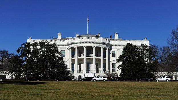 A Casa Branca tem 132 aposentos e 32 banheiros