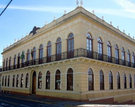 10 de Julho – Museu Histórico e Pedagógico Dom Pedro I e Dona Leopoldina — Pindamonhangaba (SP) — 312 Anos em 2017.