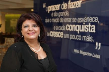 9 de Outubro - 1951 — Luiza Helena Trajano Inácio Rodrigues, empresária brasileira.