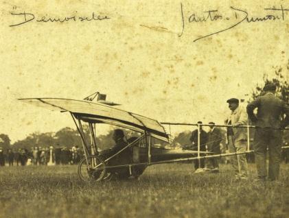 20 de Julho - Santos Dumont – 1873 – 144 Anos em 2017 – Acontecimentos do Dia – Foto 7.