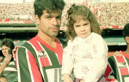 15 de Maio - 1965 - Raí - ex-futebolista brasileiro, no São Paulo.
