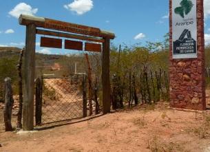 3 de Agosto – Araripe Geo Park - Parque dos Pterossauros — Araripe (CE) — 142 Anos em 2017.