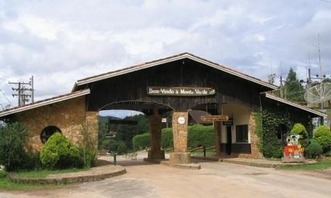 20 de Julho - Entrada da Vila Monte Verde — Camanducaia (MG) — 149 Anos em 2017.