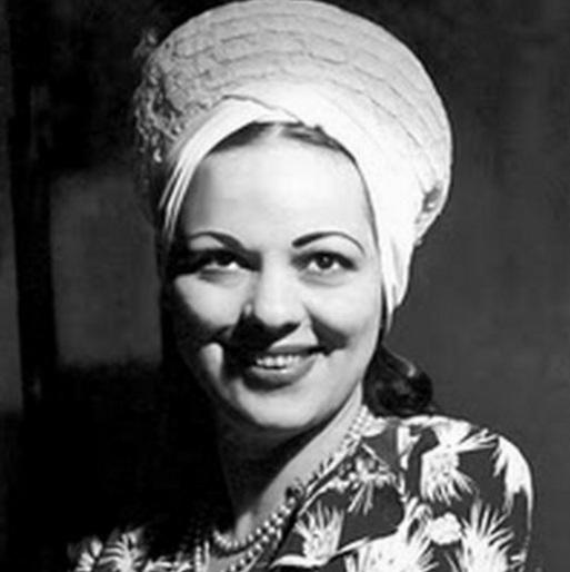 14 de junho - Linda Batista, cantora brasileira