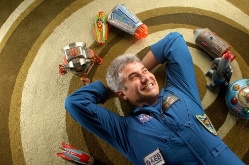 Marcos Pontes, astronauta