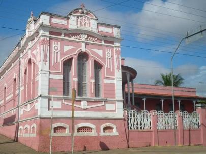 30 de Julho - Biblioteca Municipal — Ceará-Mirim (RN) — 159 Anos em 2017.