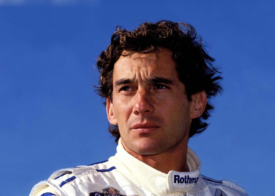 1 de maio - Ayrton Senna