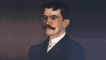 12 de Abril - 1863 — Raul Pompeia, escritor brasileiro (m. 1895).