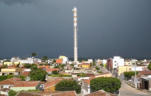 27 de Maio - Antena da Rádio Cidade FM de Tabira (PE) 68 Anos.