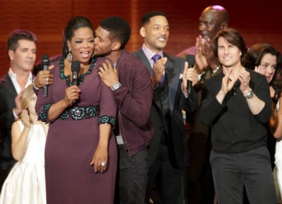 25 de Maio - 2011 – Após 25 anos no ar, é exibido o último programa The Oprah Winfrey Show. Grandes estrelas como Madonna, Beyoncé e Tom Cruise marcaram presença no programa de de