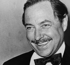 26 de Março - 1911 — Tennessee Williams, dramaturgo estado-unidense (m. 1983).
