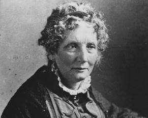 14 de Junho - 1811 - Harriet Beecher Stowe, novelista e abolicionista americana (m. 1896)