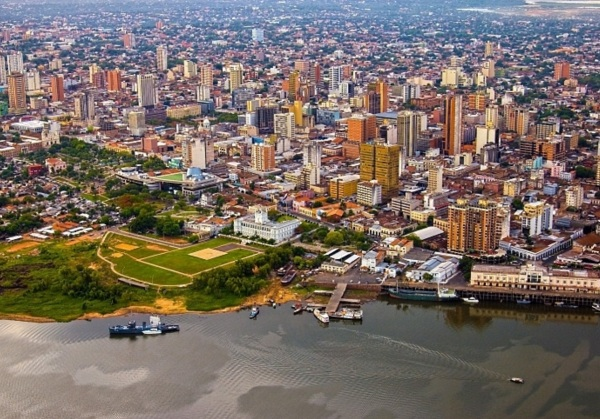 15 de Agosto – 1537 — Fundação de Assunção, capital do Paraguai, pelo explorador espanhol Juan de Salazar y Espinoza.