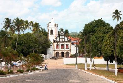 27 de Setembro – Igreja e Convento de Santo Antônio — Igarassu (PE) — 482 Anos em 2017.