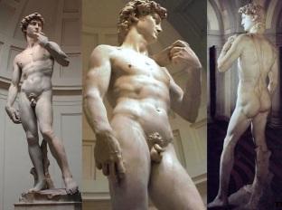 8 de Setembro – 1504 — Primeira exibição da estátua David, de Michelangelo.