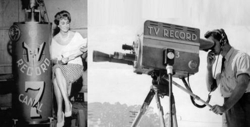 27 de Setembro – 1953 – Fundação da TV Record no Brasil.