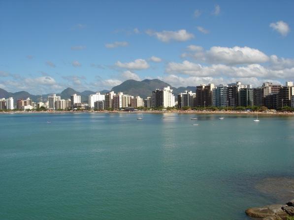 19 de Setembro – Vista da Praia do Morro — Guarapari (ES) — 126 Anos em 2017.