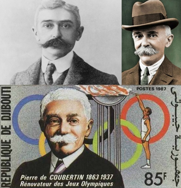 2 de Setembro – 1937 — Pierre de Coubertin, pedagogo e historiador francês (n. 1863).