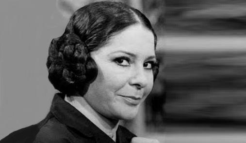 25 de Abril - 1990 — Sônia Mamede, atriz e comediante brasileira (n. 1936).