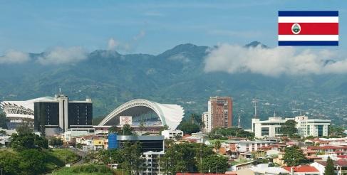 15 de Setembro – 1821 – Costa Rica declara sua independência da Espanha. Foto de San José, capital da Costa Rica.