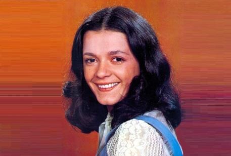 11 de Maio - Bete Mendes jovem.