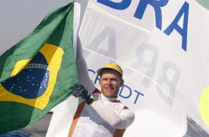 15 de Abril - 1973 — Robert Scheidt, velejador brasileiro.