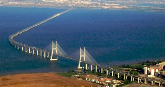 29 de Março - 1998 - Ponte Vasco da Gama, sobre o rio Tejo