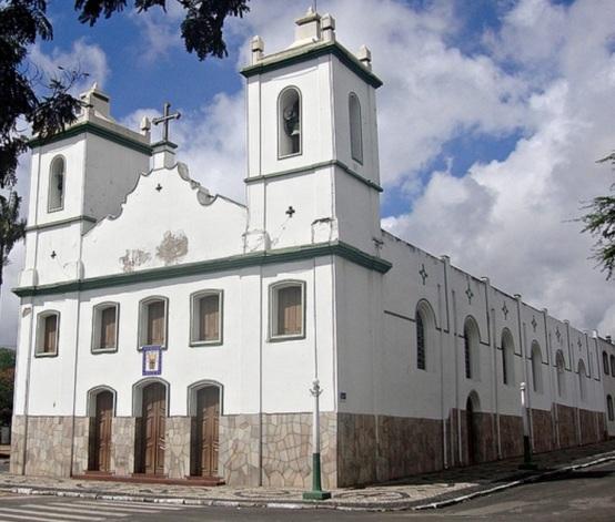28 de Maio - Catedral de Senhor do Bonfim (BA) - 132 Anos.