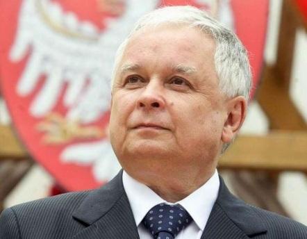 10 de Abril - 2010 — Lech Kaczyński, político polonês (n. 1949).