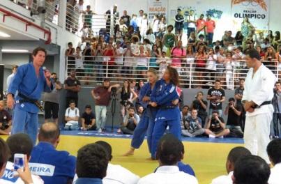 16 de Abril - 1975 — Flávio Canto, ex-judoca brasileiro - Instituto Reação.
