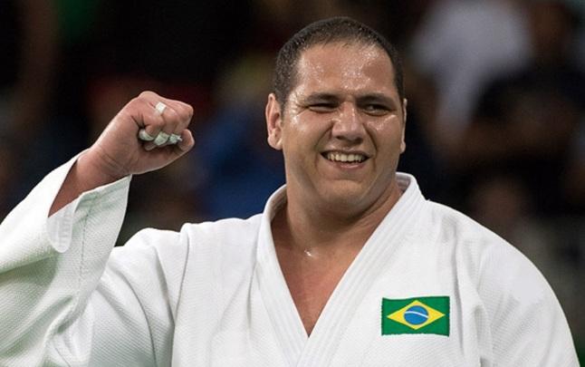 11 de Maio - 1987 – Rafael Silva, judoca brasileiro.