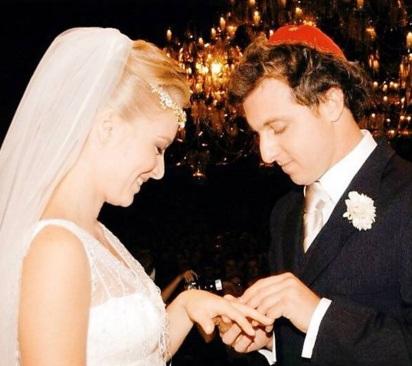 3 de Setembro – Luciano Huck - 1971 – 46 Anos em 2017 - Acontecimentos do Dia - Foto 10 - Casamento de Luciano Huck e Angélica.