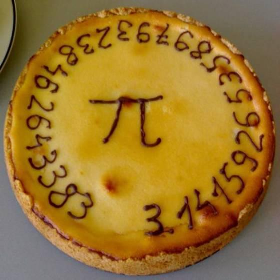 14 de Março - Dia do Pi