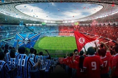 18 de Julho - 1909 - Primeiro Clássico Grenal da história (futebol brasileiro) - Grêmio x Internacional de Porto Alegre.