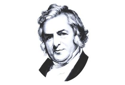 25 de Março - William Colgate, empresário estado-unidense