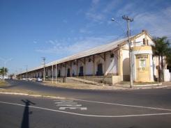 5 de Maio - Garça (SP) - Antiga Estação Ferroviaria.