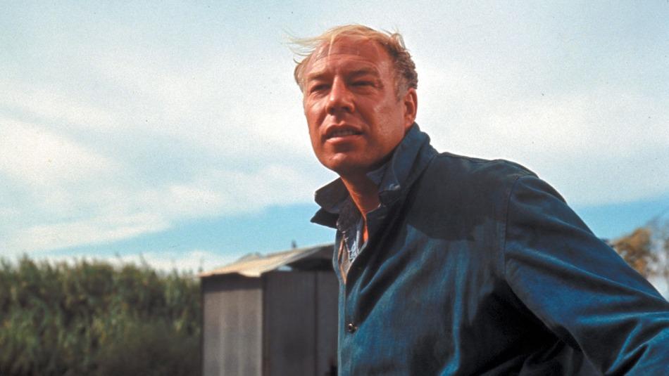 Cool Hand Luke (1967) Directed by Stuart Rosenberg Shown: George Kennedy